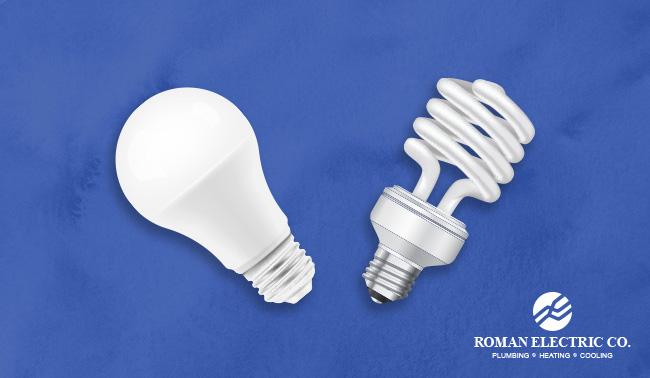leds vs fluorescent bulbs
