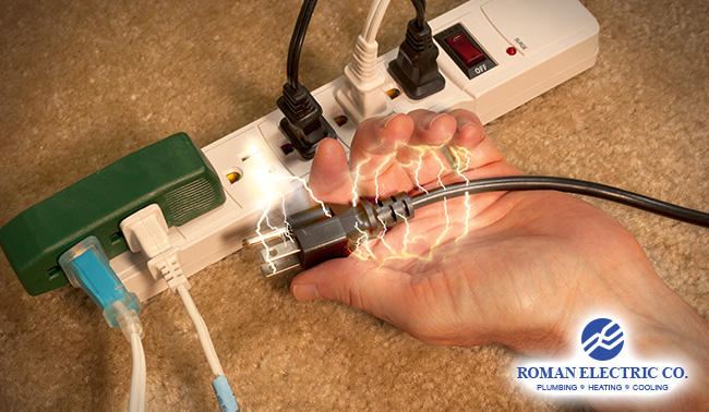 Fantastic 5 Common Electrical Shock Causes Roman Electric Wiring 101 Capemaxxcnl
