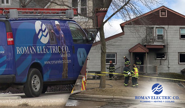 Milwaukee Electricians Awarded For Their Heroic Deed