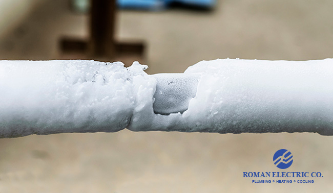 causes for ice on your ac