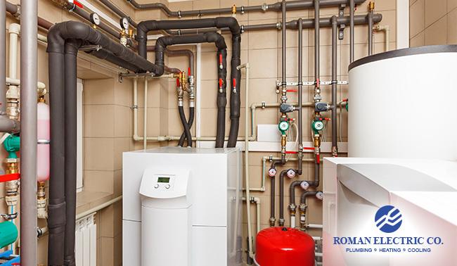 heat pump or furnace