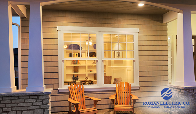 recessed lighting for your porch